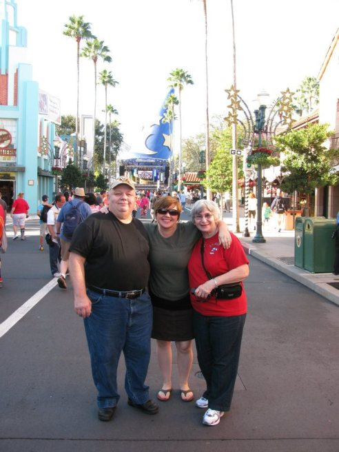 Hollywood Studios with Jay and Jay's Parents!