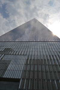 The new first world trade center!  :D  Taller than the Original! We make them bigger and better!