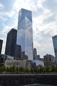 One of the new World Trade Centers